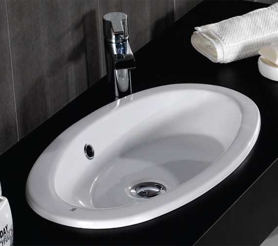 RAK Infinity Under Mounted Inset Basin 550mm - INFUCBAS