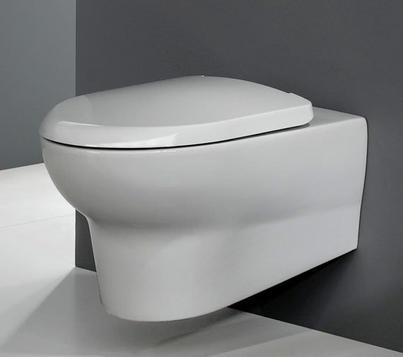 RAK Infinity Wall Hung WC Pan With Soft Close Seat 560mm