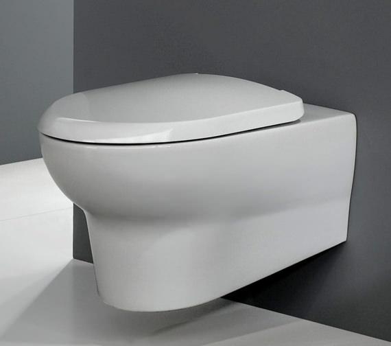 RAK Infinity Wall Hung WC Pan With Soft Close Seat 560mm
