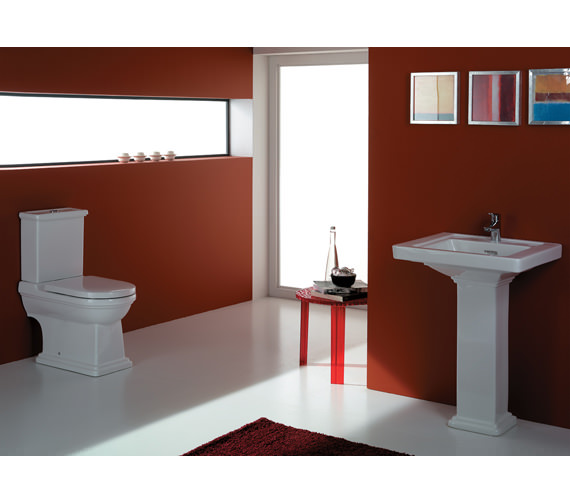 RAK Empire Cloakroom Suite