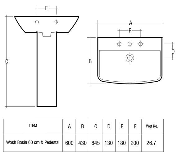 Technical drawing QS-V36305 / SUM60BAS1