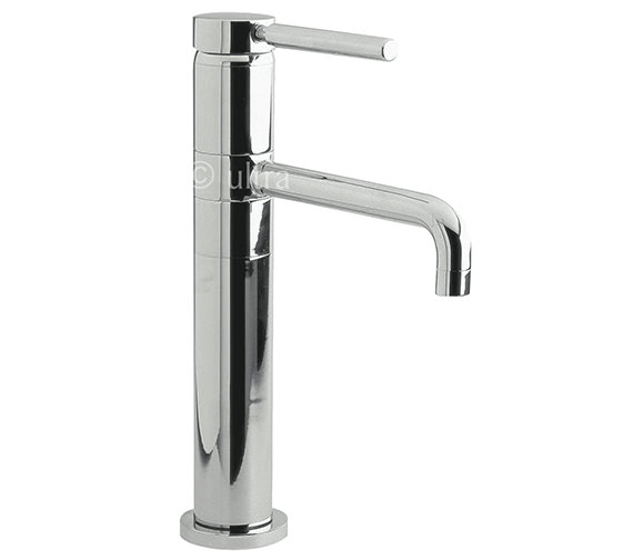 Ultra Helix Single Lever High Rise Mono Basin Mixer Tap - PK370 Image