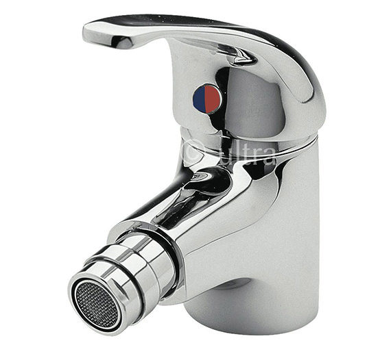 Ultra Eon Single Lever Mono Bidet Mixer Tap With Waste - PF306