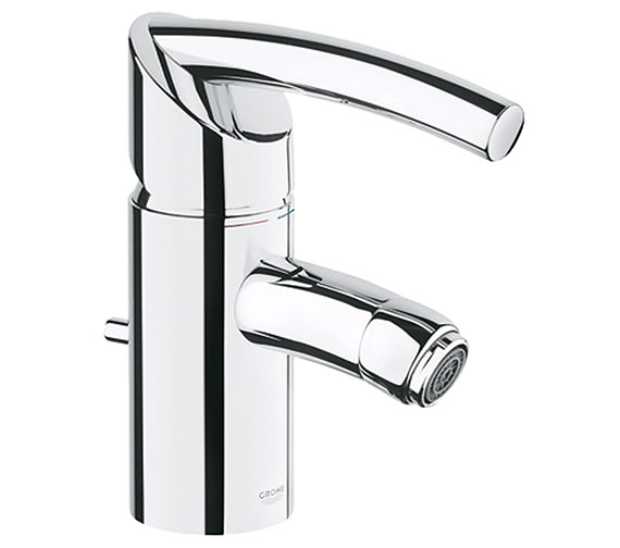 Grohe Tenso Bidet Mixer Tap With Pop-Up Waste - 33348000