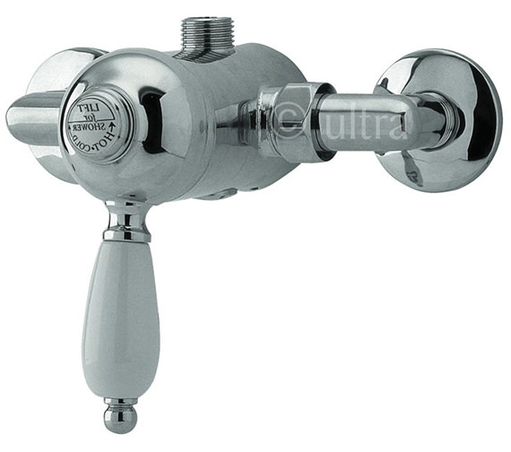 Ultra Nostalgic Exposed Manual Shower Valve - A3201