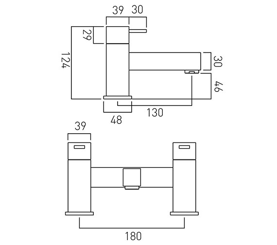Technical drawing QS-V37078 / TE-137-C/P