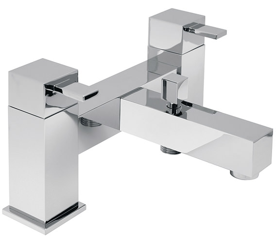 Vado Te 2 Hole Bath Shower Mixer Without Shower Kit - TE-130