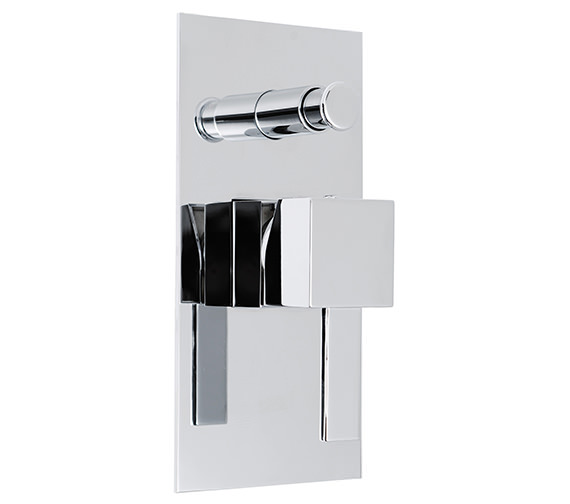 Vado Te Concealed Single Lever Shower Mixer With Diverter - TE-147