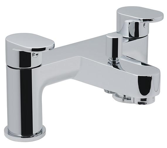 Vado Life 2 Hole Bath Shower Mixer Deck Mounted - LIF-130