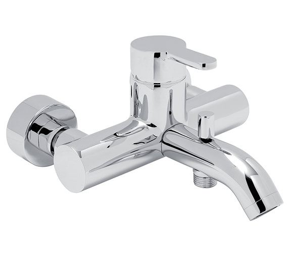 Vado Sense Wall Mounted Exposed Bath Shower Mixer Tap - SEN-123