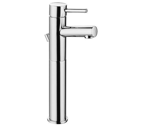 Vado Zoo Extended Single Lever Mono Basin Mixer Tap With Pop-Up Waste