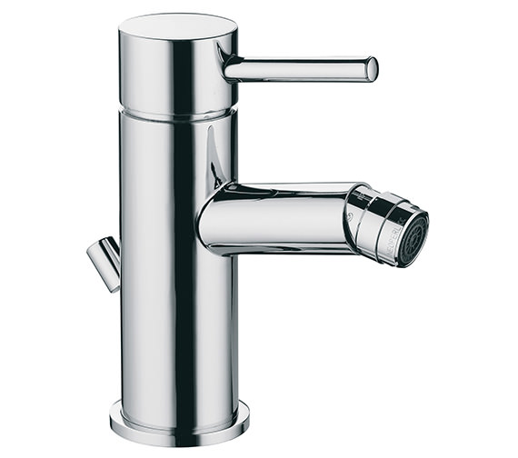 Vado Zoo Single Lever Mono Bidet Mixer Tap With Pop-Up Waste