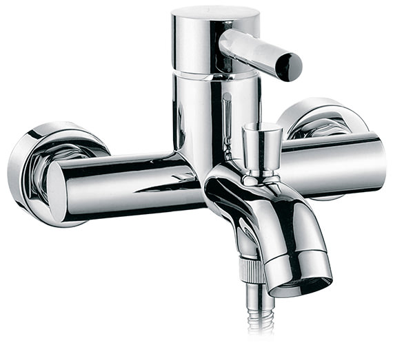 Vado Zoo Wall Mounted Bath Shower Mixer Tap - ZOO-123