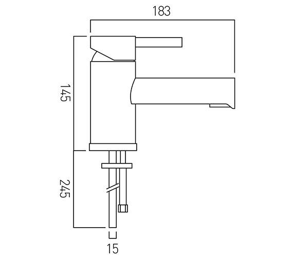 Technical drawing QS-V37186 / ZOO-137M-C/P