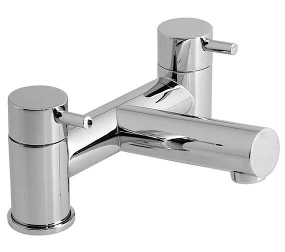 Vado Zoo Deck Mounted 2 Hole Bath Filler Tap - ZOO-137