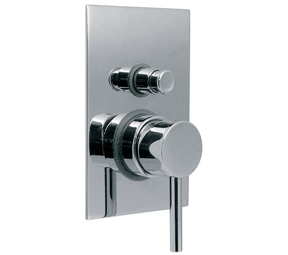 Vado Zoo Single Lever Concealed Shower Valve With Diverter - ZOO-147-SQ