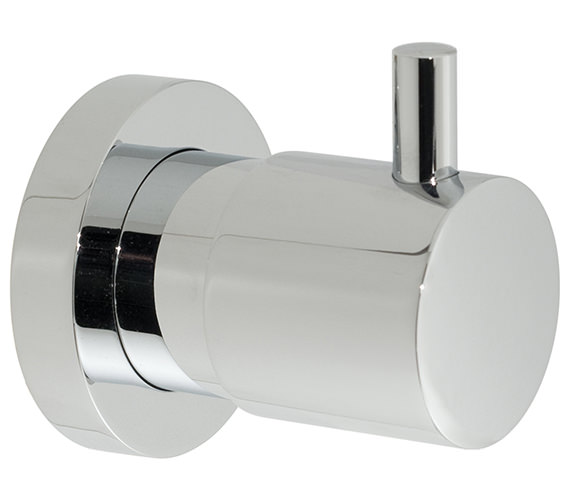 Vado Zoo Wall Mounted Three Forth Inch Concealed Stop Valve