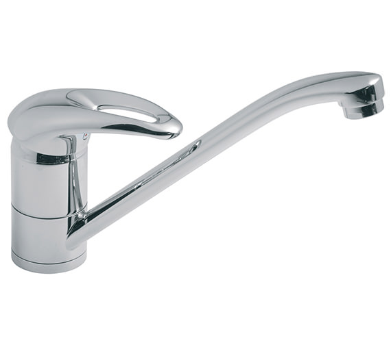 Vado Magma Mono Sink Mixer Tap With Swivel Spout - MAG-150