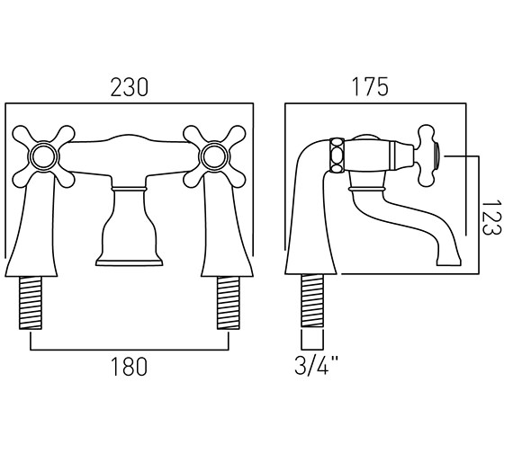 Technical drawing QS-V37382 / VIC-137/CD-C/P