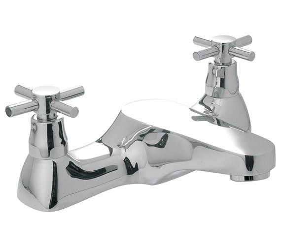 Vado Vecta Deck Mounted Bath Filler Tap - VEC-137-CD-CP