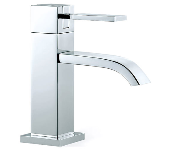 Vado Instinct Mono Basin Mixer Tap Without Pop Up Waste - INS-100-SB