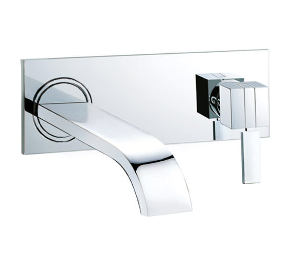 Vado Instinct Wall Mounted Basin Mixer Tap - INS-109S