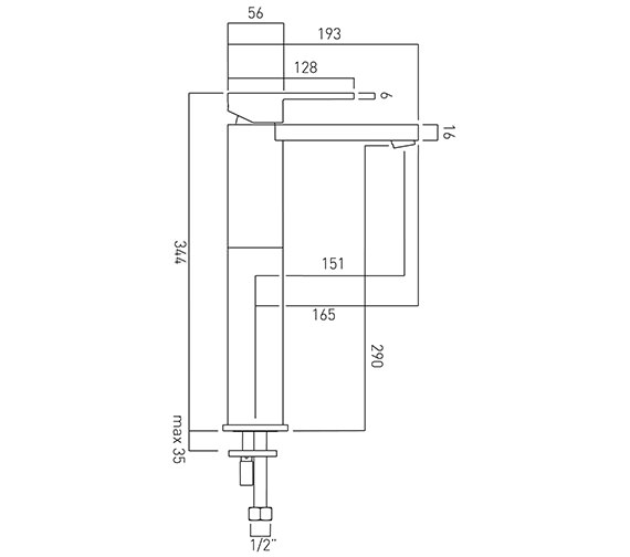 Technical drawing QS-V37437 / SOH-100E/SB-C/P