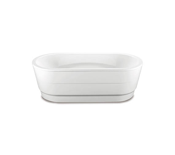 Vaio Duo Oval 951-7 Supersteel Bath- Moulded Panel 1800 x 800mm