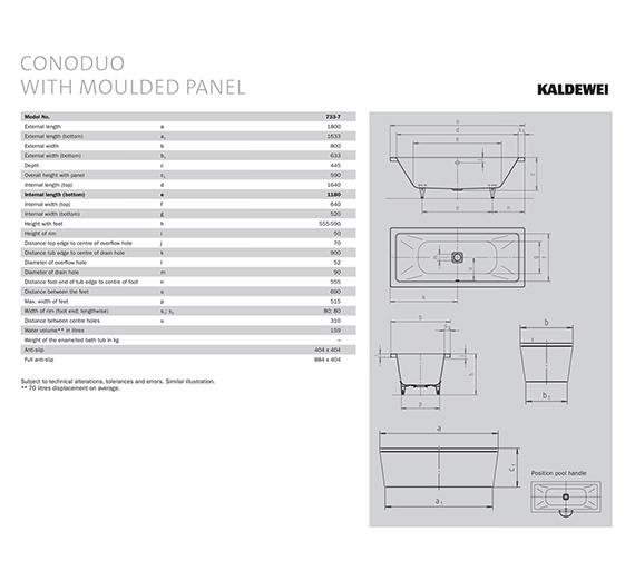 Technical drawing QS-V37471 / 235148050001