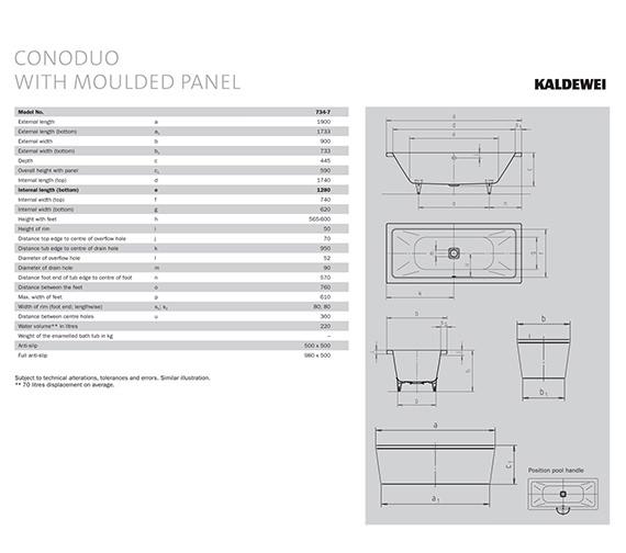 Technical drawing QS-V37472 / 235248050001