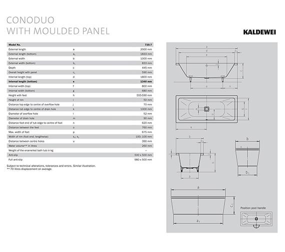 Technical drawing QS-V37473 / 235348050001