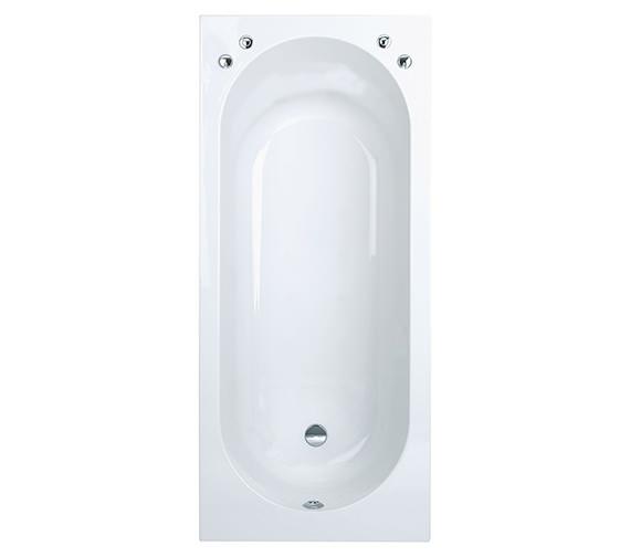 Phoenix Verona Single Ended Standard Bath 1800 x 800mm - VERBT117