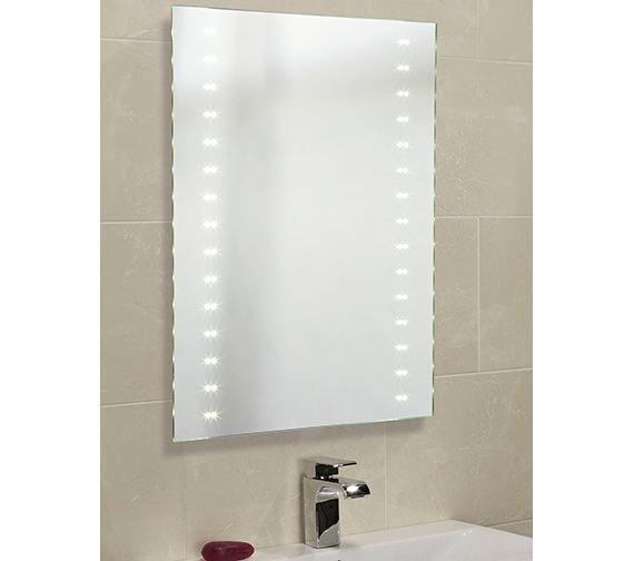 Roper Rhodes Pulse LED Mirror With Infra Red