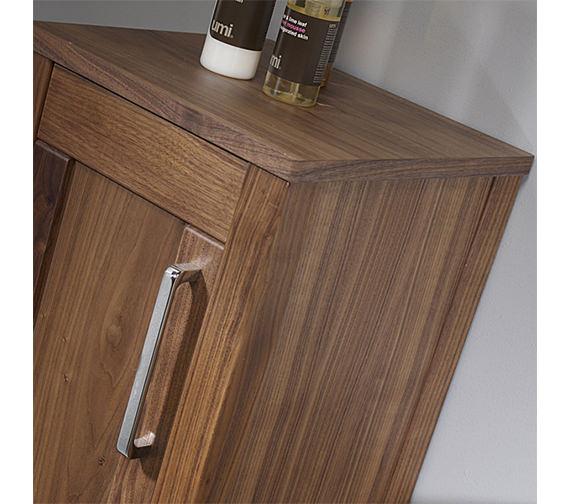 Additional image of Roper Rhodes Karma 300mm Walnut Floor Cupboard