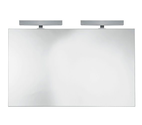 Roper Rhodes Envy 1200mm Mirror With Demister Pads