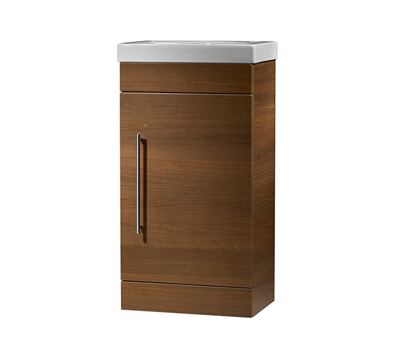 Roper Rhodes Esta 460mm Walnut Freestanding Unit Including Basin