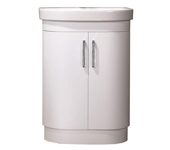 Roper Rhodes Luxe Floorstanding 2 Door Washstand And Basin