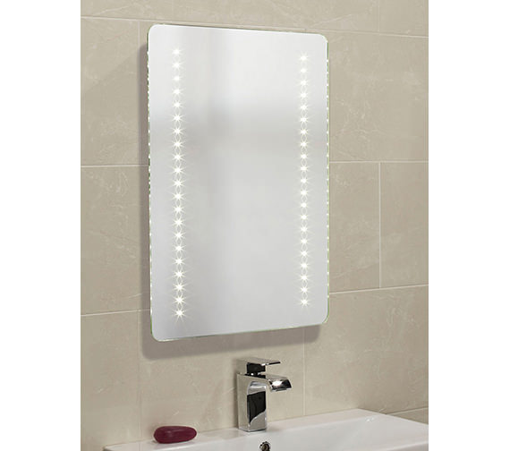 Roper Rhodes Flare LED Mirror With Infra Red