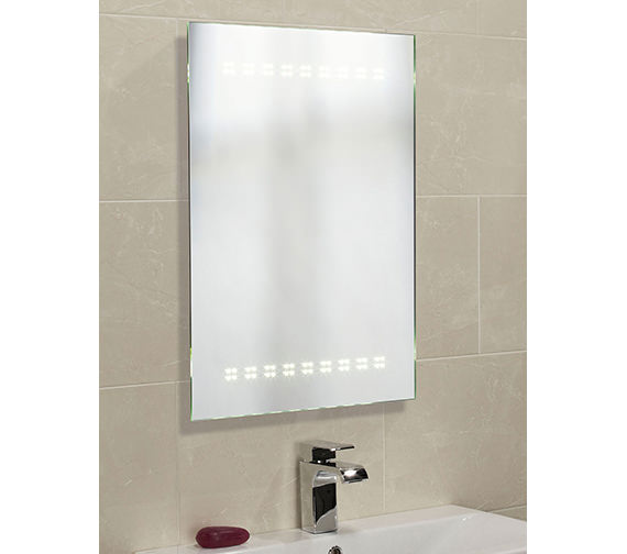 Roper Rhodes Clarity LED Star Mirror With Infra Red