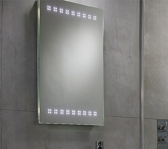 Additional image of Roper Rhodes Clarity LED Star Mirror With Infra Red