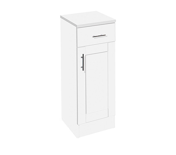 Roper Rhodes New England 300mm White Floor Cupboard