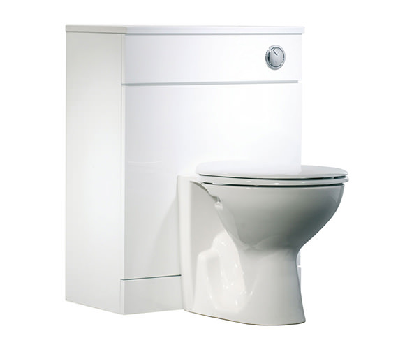 Roper Rhodes Ella 620mm White Back To Wall WC Unit