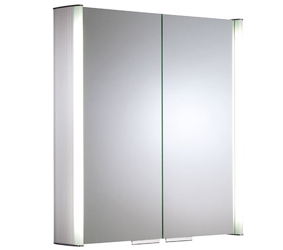 Ascension Summit Fluorescent Light Cabinet 654mm