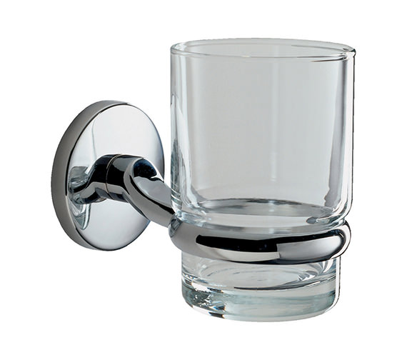 Roper Rhodes Lincoln Glass Tumbler And Holder - 73016