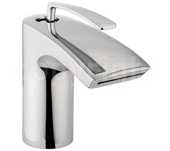Crosswater Essence Monobloc Basin Mixer Tap Chrome - ES110DNC