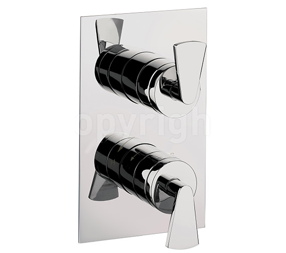 Crosswater Essence Thermostatic Shower Valve - ES1000RC