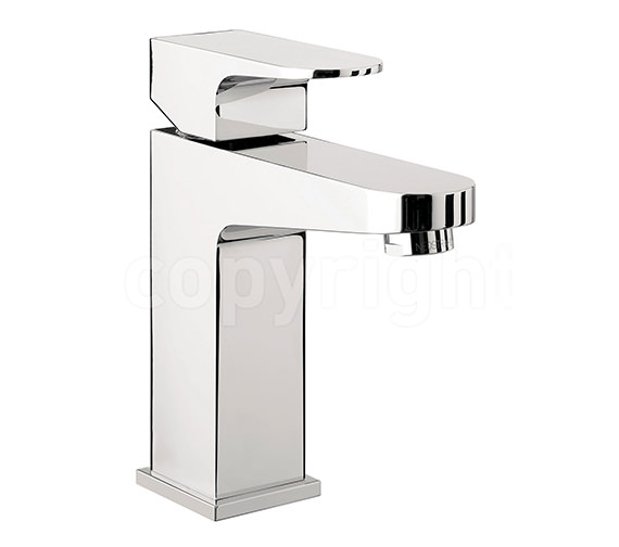 Crosswater Modest Single Lever Monobloc Basin Mixer Tap