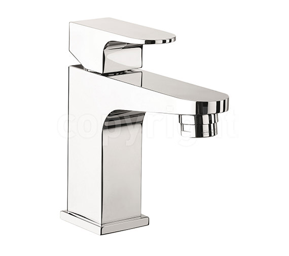 Crosswater Modest Mini Monobloc Basin Mixer Tap - MO114DNC