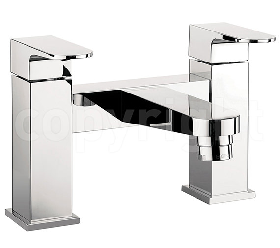 Crosswater Modest Deck Mounted Dual Control Bath Filler Tap