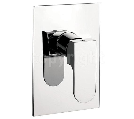 Crosswater Modest Manual Shower Valve - MO0004RC